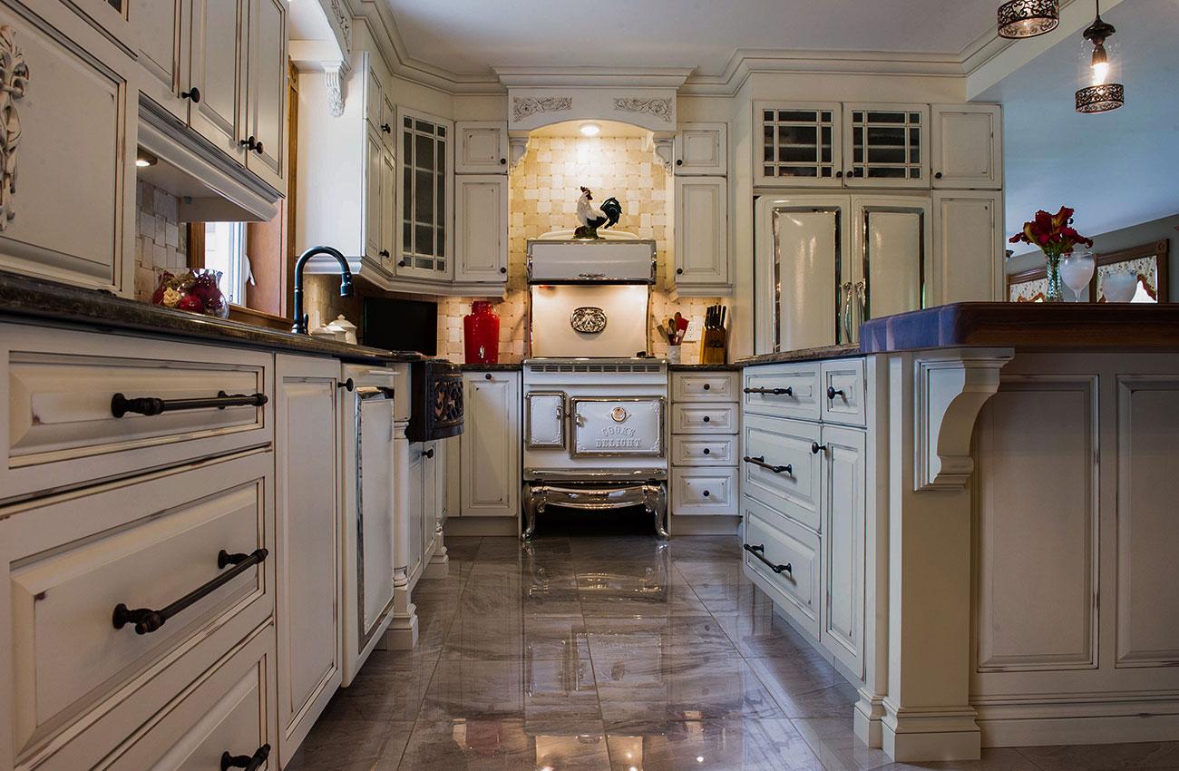 Cuisines champ tres et classiques kalla cuisine design for Photo cuisine champetre