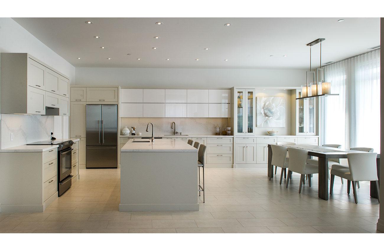 Images des cuisines modernes galerie cuisines modernes for Les meubles de cuisine moderne