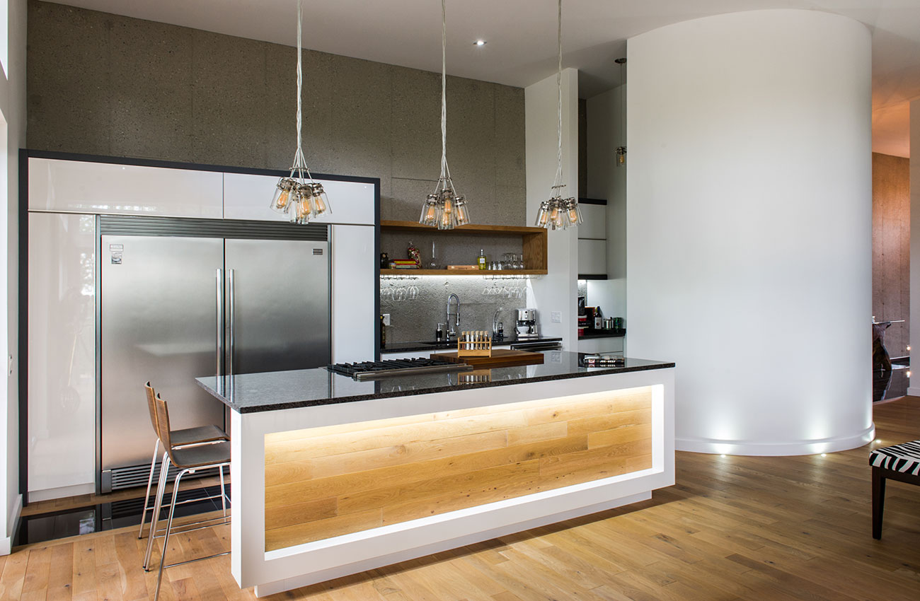Cuisines modernes et contemporaines kalla cuisine design for Cuisines contemporaines 2016